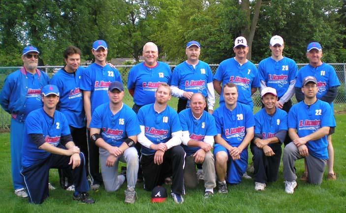 St. Alexander's Team Photo 2007