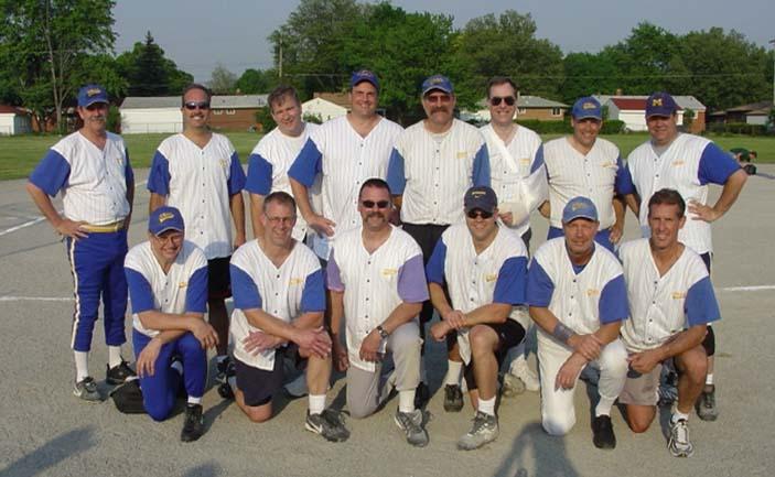 St. Michael Gold Team Photo 2007